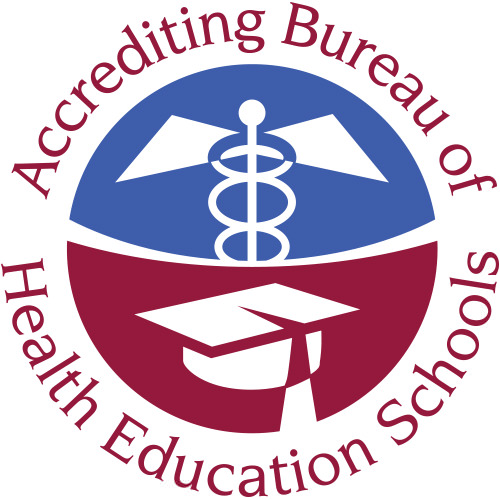 logo for accrediting bureau of health education schools