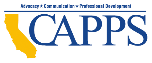 logo for CAPPS advocacy communication professional development